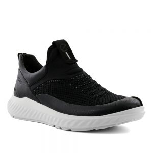Ecco St1 Lite M Black. Premium Shoes