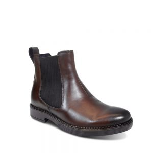 Ecco Newcastle Cocoa Brown Strike.Premium shoes