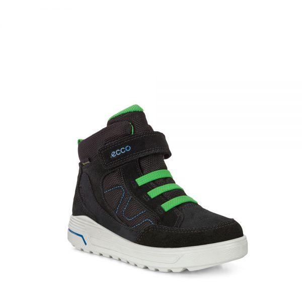 Ecco Kids Urban Snowboarder Black. Premium Shoes