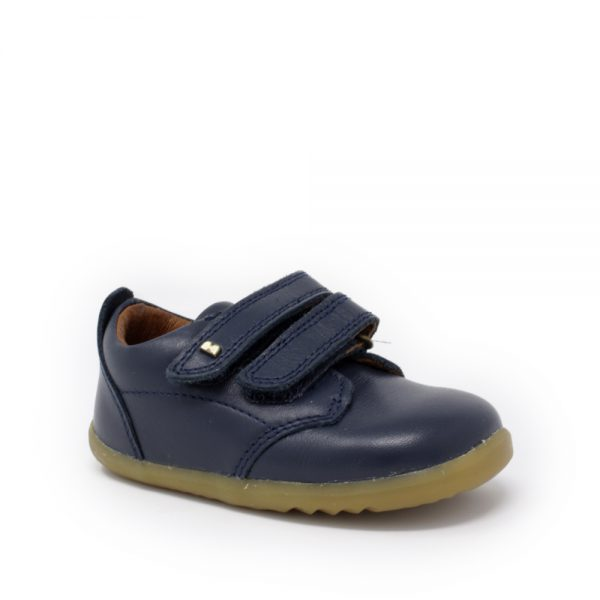 Bobux SU Port Navy. Best shoes for growing feet.