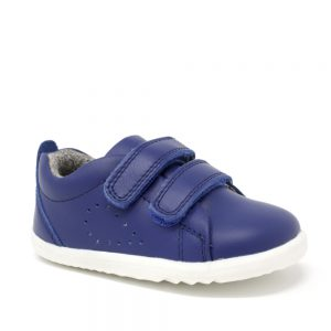 Bobux SU Grass Court Blueberry. Best shoes for growing feet