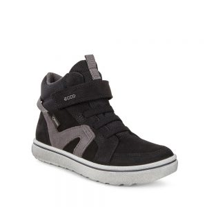 Ecco Kids Glyder Black. Premium Shoes