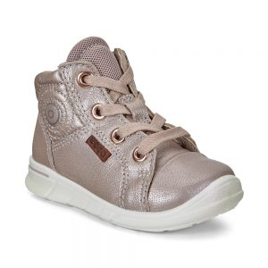 Ecco First Grey Rose Thar Charmeleon. Premium Shoes