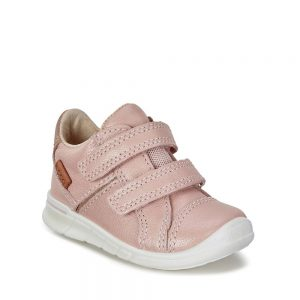 Ecco Kids First Rose Dust Thar Charmeleon. Premium Shoes.