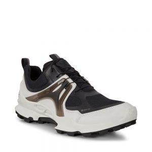 Ecco Biom C-Trail W White/Black. Premium shoes