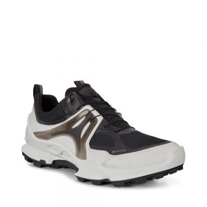 Ecco Biom C-Trail M White/Black. Premium Shoes