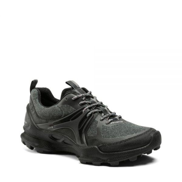 Ecco Biom C-Trail W Black/Titanium. Premium shoes