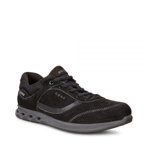 Ecco Wayfly Black Racer. Premium shoes.