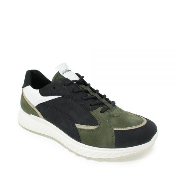 Ecco St.1 M Deep Forest. Premium shoes