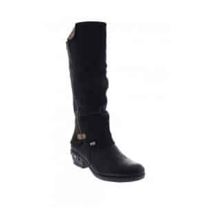 Rieker 587B0-62 Beige Combination. Stylish Shoes