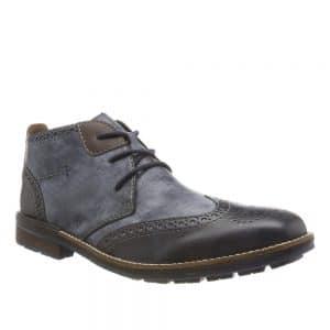 Rieker B1343-14 Ocean. Stylish Premium Shoes