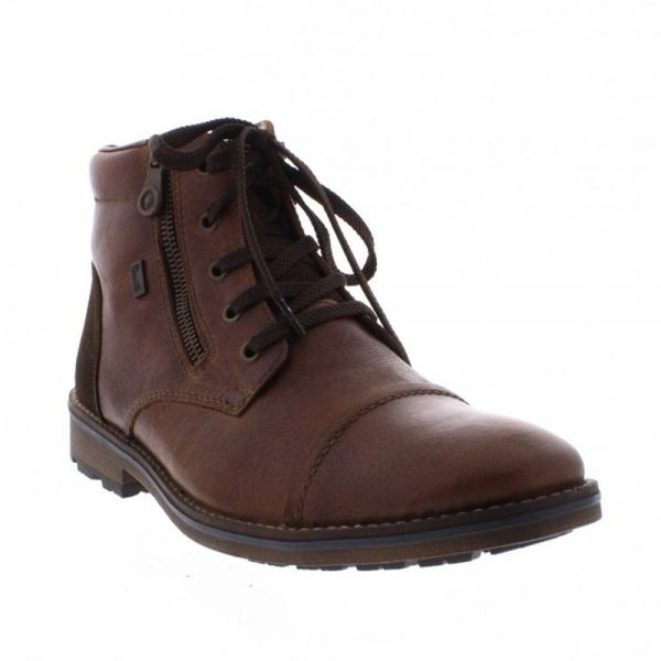 Rieker F5530-25 Brown. Premium Antistress Footware