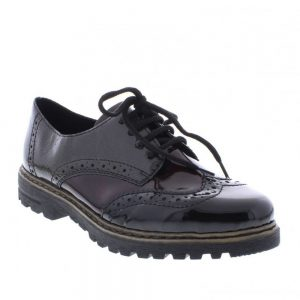 Rieker M4823-00 Black. Premium Antistress Footware