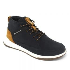 Cat Quest Mid Black/Pumpkin Spice. Premium Footwear