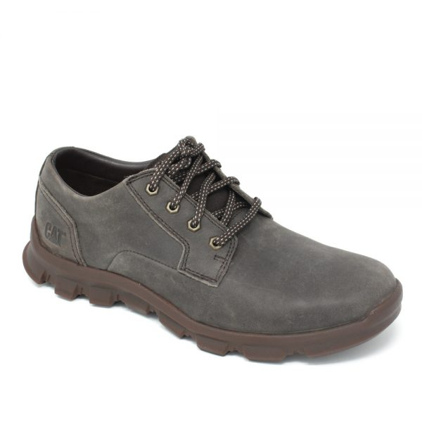 Cat Intent Dark Brown.Premium Footwear