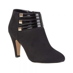 Lotus Nell Black. Premium Women's Shoes