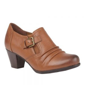 Lotus Patsy Brown Shoes. Premium Women's Shoes