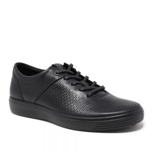 Ecco Soft 7 M Black Santiago. Premium shoes