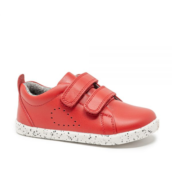 Bobux IW Grass Court Red