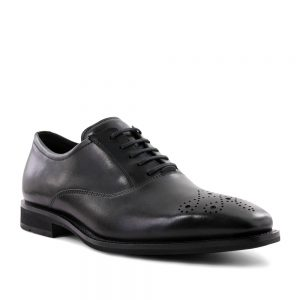 Ecco Calcan Black Santiago. Premium shoes