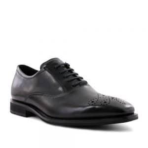 Ecco Calcan Black Santiago. Premium shoes