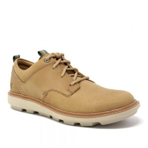 Cat Brusk Cashew Oil Nubuck. Premium Shoes. Free Standard Delivery