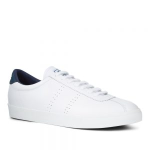 SUPERGA 2843 COMFLEAU. Premium cotton canvas upper