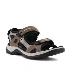 Ecco Offroad Birch. Premium Leather Sandals