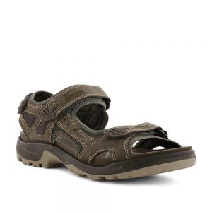 Ecco Offroad Sage. Premium Leather Sandals.