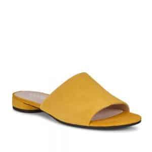Ecco W Flat Sandal II Merigold