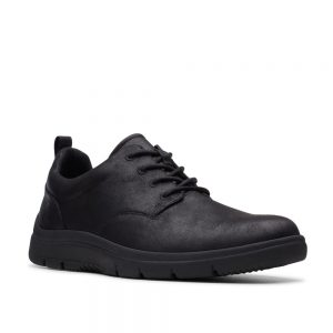 Clarks Tunsil Lane Black. Premium Shoes