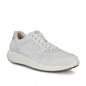 Ecco Soft 7 Runner W White