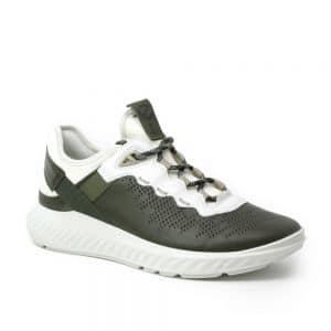 Ecco St.1 Lite M Deep Forrest. Premium Sneakers
