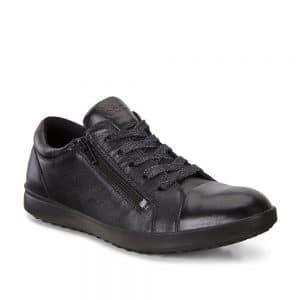 Ecco Elli Black. Premium Black leather