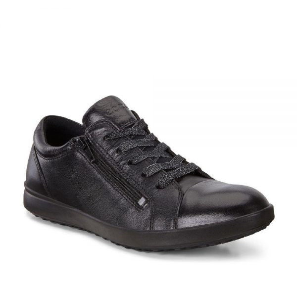 Ecco Elli Black. Premium Black leather