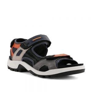 Ecco Offroad Multicolor Fire. Premium Sandals