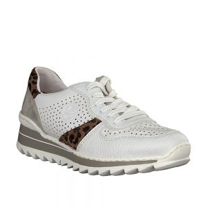 Rieker M6927-80 Ladies Trainer's. Premium Shoes