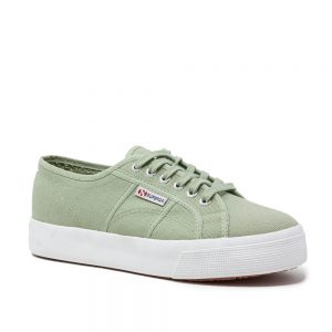 Superga 2730-COTU. Premium Cotton Trainers