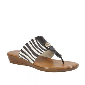 Lotus Arna Zebra Sandal. Premium Shoes