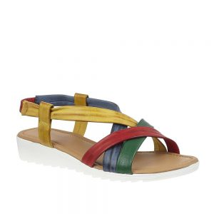 Lotus Rosanne Multicolor. Premium Sandals