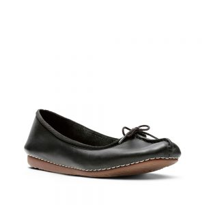 Clarks Freckle Ice. Premium Leather Shoes