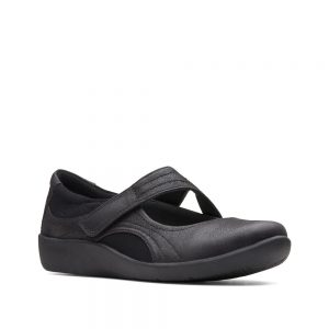 Clarks Sillian Bella. Premium Leather Shoes