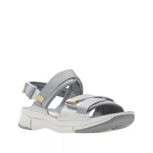 Clarks Tri Walk. Premium Leather Sandals