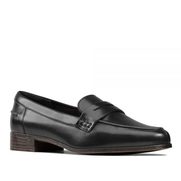 Clarks Hamble Loafer. Premium Leather Shoes