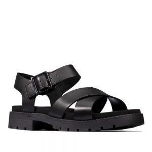 Clarks Orinoco Strap. Premium Leather Sandals