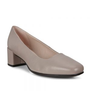 Ecco Shape Squared 35 Grey Rose