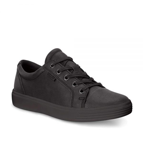 Ecco S7 Teen Black/Black Feat