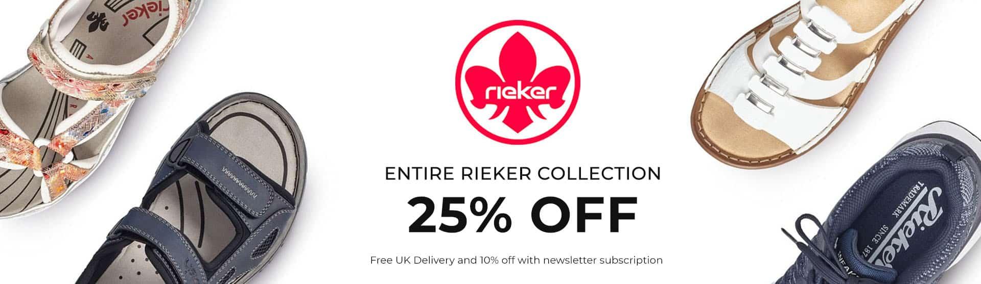 Reieker Sale