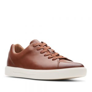 Clarks Un Costa Lace British Tan Leather