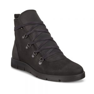 Ecco Bella Black Oil Nubuck